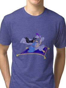 magic carpet Tri-blend T-Shirt