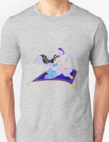magic carpet Unisex T-Shirt