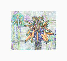 Abstract flowers drawing in pastel colors Take 4 Classic T-Shirt
