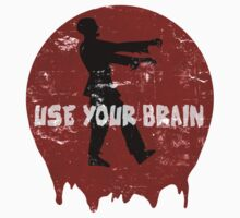 Use your brain by Supreto