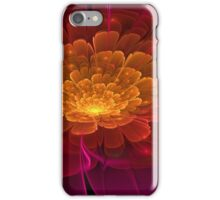 3D Peach Flower iPhone Case/Skin