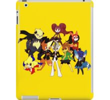 Personamon 4 iPad Case/Skin