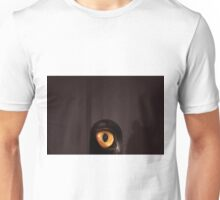 A View Through the Mouse Hole. Unisex T-Shirt