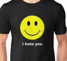 i hate u Unisex T-Shirt