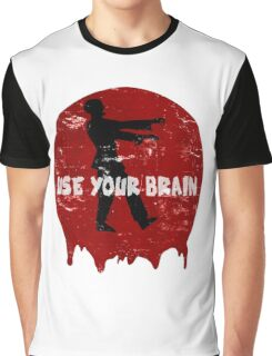 Use your brain Graphic T-Shirt