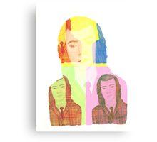 Artsy Harry Canvas Print