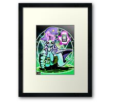 The Seal of Trixiealcos Framed Print