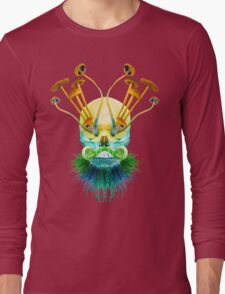 Psychedelic Shaman Long Sleeve T-Shirt