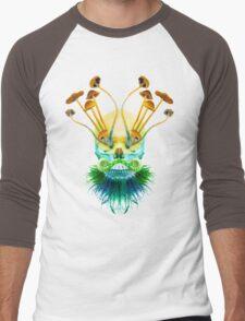 Psychedelic Shaman Men's Baseball ¾ T-Shirt