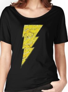 Black Adam - DC Spray Paint Women's Relaxed Fit T-Shirt