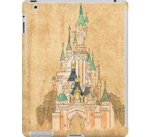 La Belle au Bois Dormant iPad Case/Skin