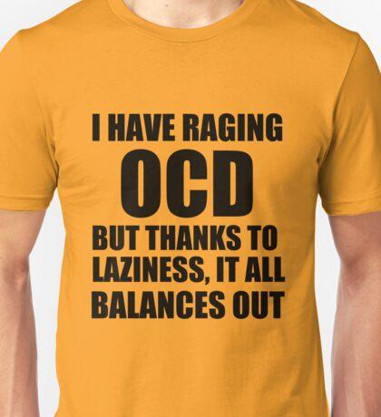 RAGING OCD Unisex T-Shirt