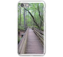 Greenery Boardwalk iPhone Case/Skin