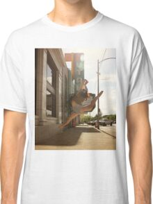 Dancing in Front of the Theater  Classic T-Shirt