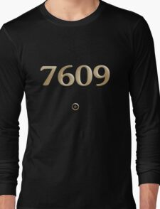Room 7609 Long Sleeve T-Shirt