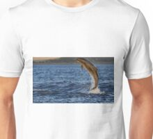 Dolphin. Jumping for Joy Unisex T-Shirt