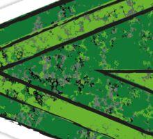 Green Arrow - DC Spray Paint Sticker