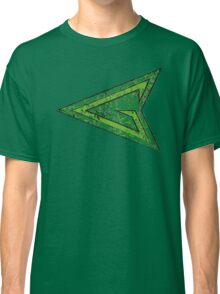 Green Arrow - DC Spray Paint Classic T-Shirt