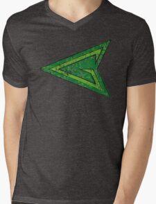 Green Arrow - DC Spray Paint T-Shirt