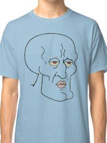 Gorgeous Squidward Classic T-Shirt