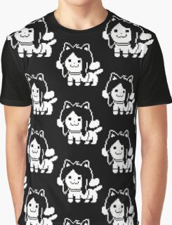 Temmie  Graphic T-Shirt