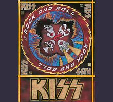 Rock and Roll Kiss Unisex T-Shirt