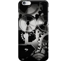 time moves in dark ways... iPhone Case/Skin