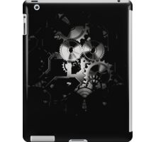 time moves in dark ways... iPad Case/Skin