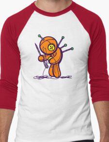 On The Mend Men's Baseball ¾ T-Shirt