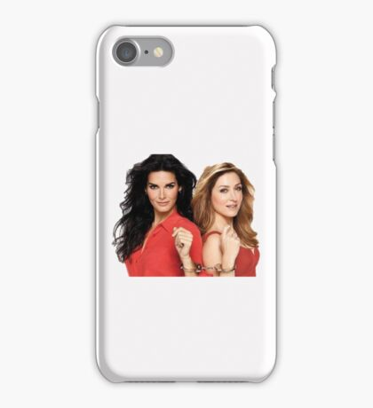 Rizzoli & Isles iPhone Case/Skin