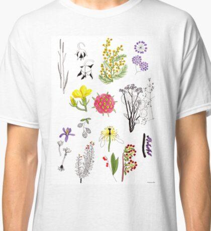 Herbarium / Herbier #1 Classic T-Shirt