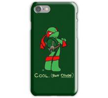 Teenage Mutant Ninja Turtles- Raphael iPhone Case/Skin