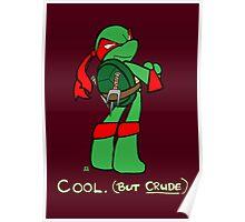Teenage Mutant Ninja Turtles- Raphael Poster