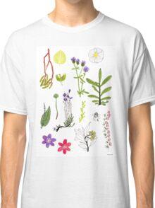 Herbarium / Herbier #2 Classic T-Shirt