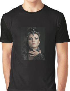 Evil Queen - Once Upon A Time Graphic T-Shirt