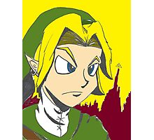 Link Photographic Print
