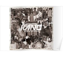 Kano - Made In The Manor Poster