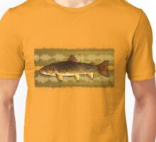 tattoo brown trout Unisex T-Shirt