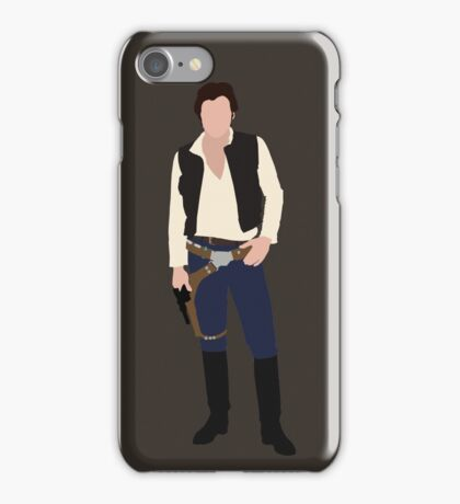 Han Solo 1 iPhone Case/Skin