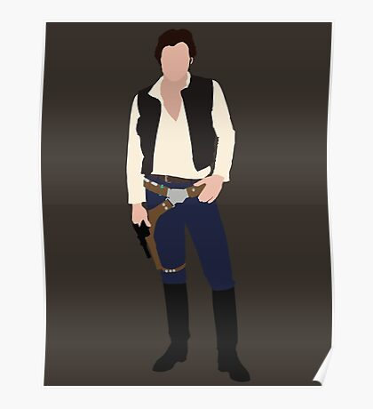 Han Solo 1 Poster