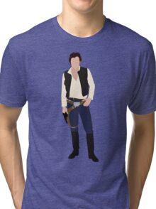 Han Solo 1 Tri-blend T-Shirt