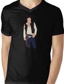 Han Solo 1 Mens V-Neck T-Shirt