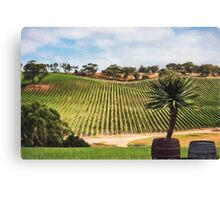 Southern Vineyard (GO) Canvas Print