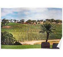 Southern Vineyard (GO) Poster