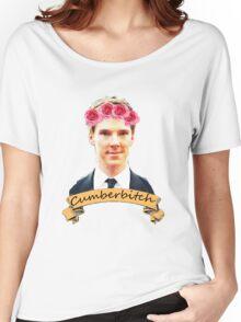Cumberbitch shirt Women's Relaxed Fit T-Shirt