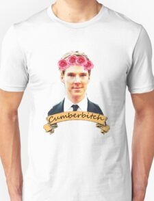Cumberbitch shirt T-Shirt