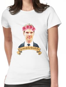 Cumberbitch shirt Womens Fitted T-Shirt