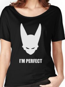 PERFECT CELL - White  Women's Relaxed Fit T-Shirt