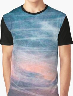 Digital Skies Graphic T-Shirt