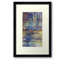 City Slicker Framed Print
